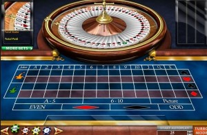 roulette with cards