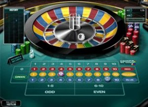 spingo roulette